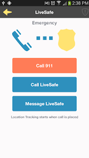LiveSafe - screenshot thumbnail