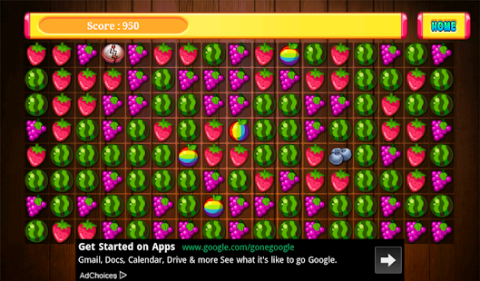 Crush The Fruits- screenshot thumbnail