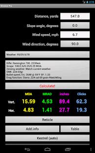 ������ Strelok Pro v2.3.4 ���������