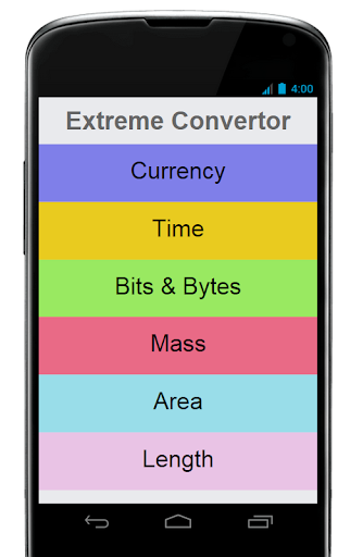 Extreme Unit Convertor