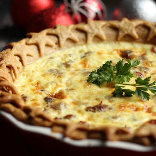 Christmas Quiche