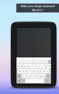 ai.type OS 7 Keyboard Theme
