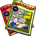 myComics - Free DEMO version icon