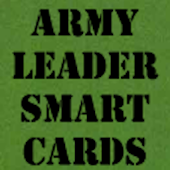 Army Leader Smart Cards