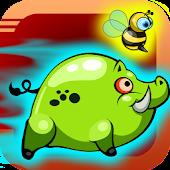 Pig Bee - Super Hero