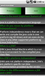 玩免費教育APP|下載Core Java Flash app不用錢|硬是要APP