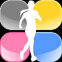 ダイエットのための歩数計 icon