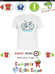 Camisetas Los Camisetos screenshot 11