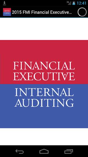 2015 FMI FE IA Conference
