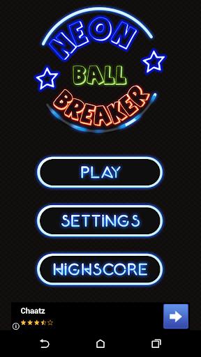 Neon Ball Breaker