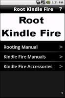 Screenshot of Unlocking Kindle Fire