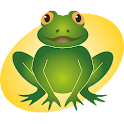 Frog for kids and adults free icon