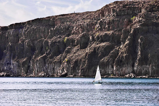 Cabo-San-Lucas-Sea-Cortez - Sailing in the Sea of Cortez near Los Cabos in Baja California, Mexico.