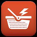 중고 1등 장터 '번개장터' (중고나라, 중고마켓 앱) logo