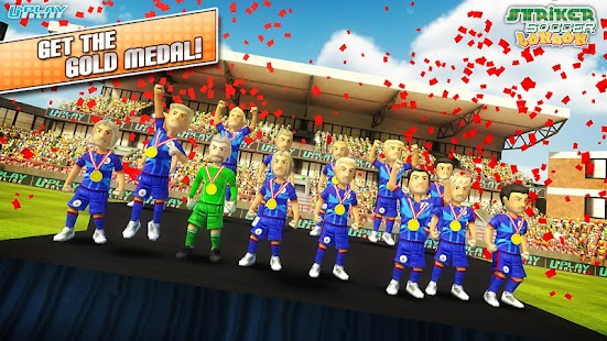 Striker Soccer London - screenshot thumbnail
