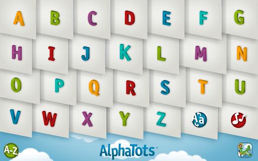 AlphaTots字母