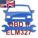 OBD2-ELM327. Car Diagnostics icon
