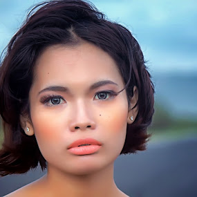 beauty of melani by Ferysetya Ma - People Portraits of Women