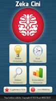 Screenshot of Zeka Cini - Akıl Oyunları