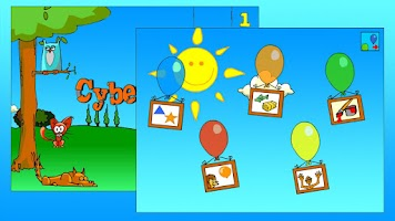 Screenshot of Games for Toddlers 1
