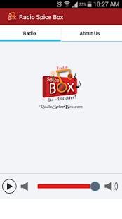 Radio-Spice-Box