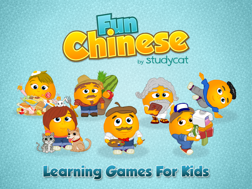 Fun Chinese Learning Games- screenshot