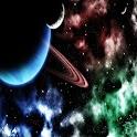 3D universe 10 logo