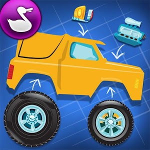 Build a truck duck duck moose android apps on google play for Truck design app