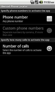 Silenced Phone Locator - screenshot thumbnail