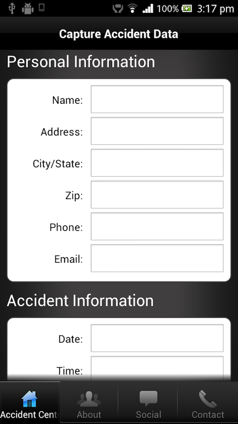 Wisconsin Auto Accident Lawyer- screenshot