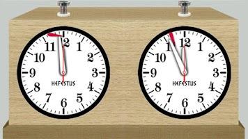Screenshot of Real Chess Clock