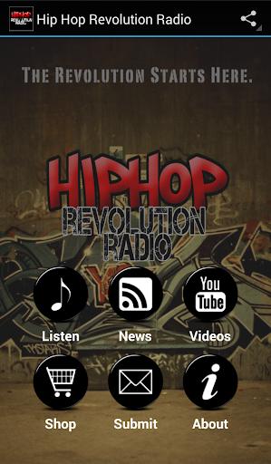 Hip Hop Revolution Radio