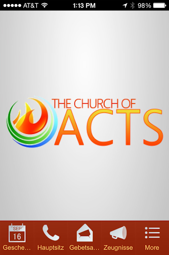 Church of Acts App