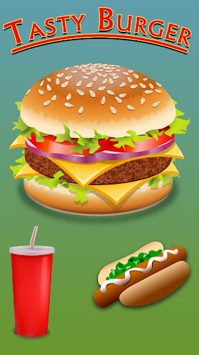 Tasty Burger Maker Free