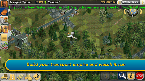 Transport Tycoon Screenshot 2