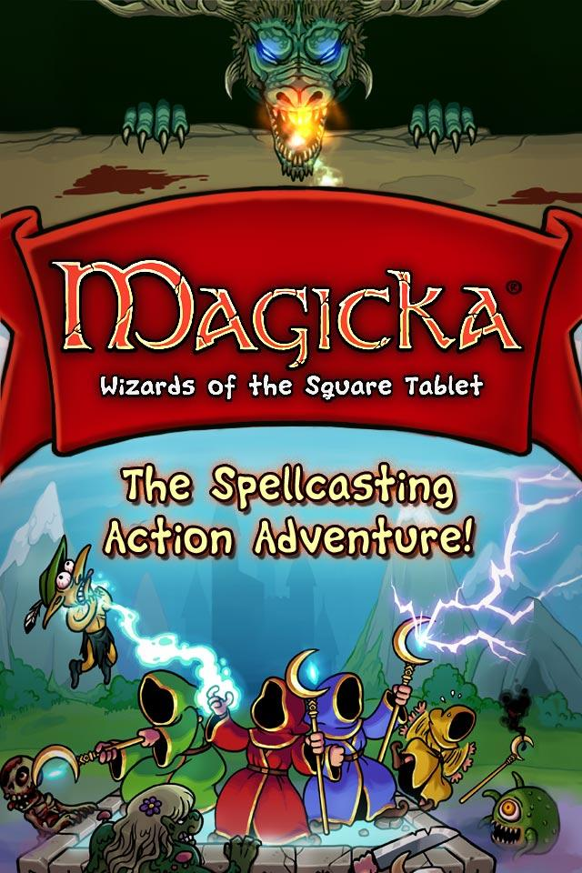 how to play magicka online