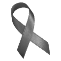 Awareness Ribbon – Gray logo