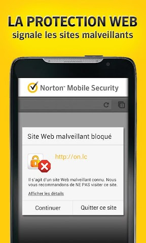 android Norton Security and Antivirus Screenshot 3
