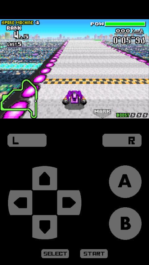 John GBA Lite - GBA emulator screenshot #1