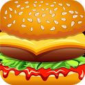 Burger Sandwich Dash -Fastfood icon