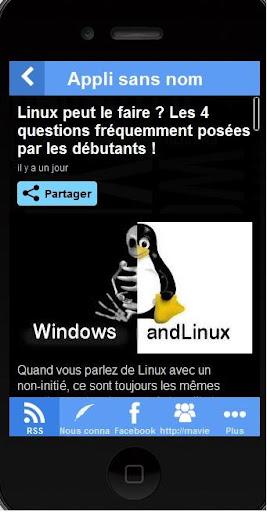 Ma Vie Linux