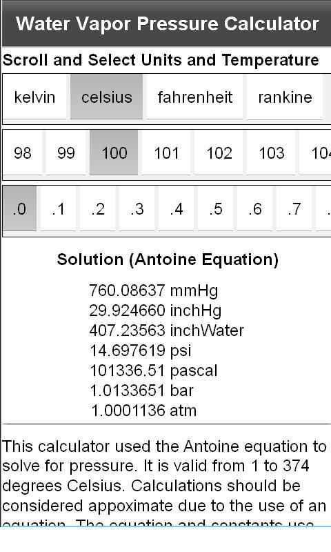AJ Water Vapor Pressure- screenshot