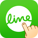 LINE Brush icon