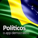 Políticos icon