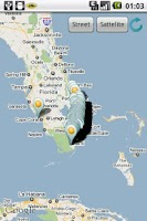 Screenshot of Florida Foreclosures