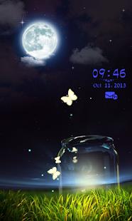 Butterfly Locker Live Theme