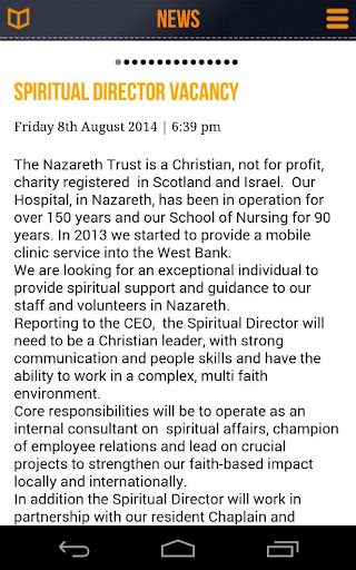 Nazareth Trust
