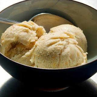 Simple Vanilla Ice Cream.