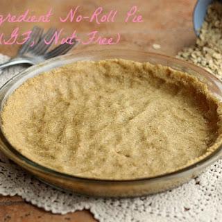 No-Roll Pie Crust (Gluten-Free, Nut-Free).