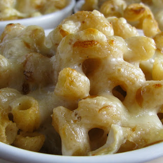 Lightened-Up Four Cheese Mac and Cheese